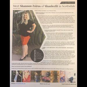SHANLEEFIT made the news 🗞